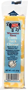 Colby Jack Cheese 2oz