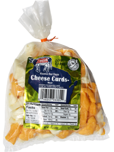 Mixed Cheese Curds Icon