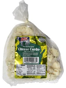 Sour Cream & Onion Cheese Curds Icon