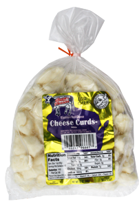 White Cheese Curds Icon